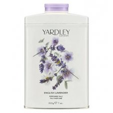 Yardley English Lavender 200g Tinned Talc