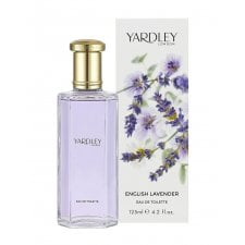Yardley English Lavender Eau de Toilette 125ml