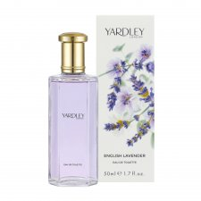 Yardley English Lavender Eau de Toilette 50ml