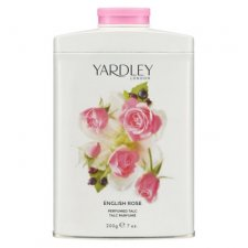 Yardley English Rose Talc 200g