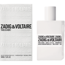 Zadig & Voltaire Zadig Et Voltaire This Is Her! Eau De Perfume Spray 50ml