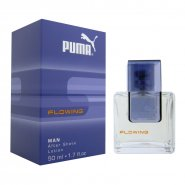 Puma Flowing Man Aftershave Lotion 50ml Splash