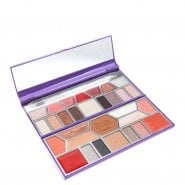 Pupa Crystal Palette Small Violet 002