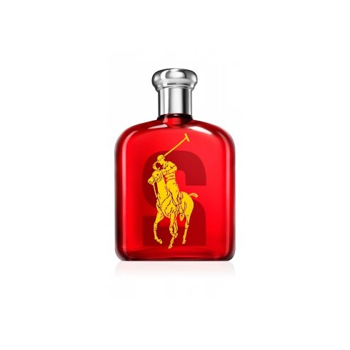 Ralph Lauren Big Pony 2 Red Eau De Toilette 75ml