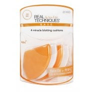 Real Techniques Rt 4 X Miracle Blotting Cushions Ref 01493