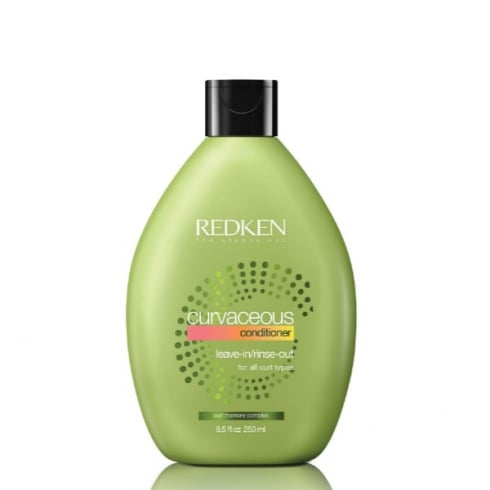 Redken Curvaceous Leave In Rinse Out Conditioner 250ml