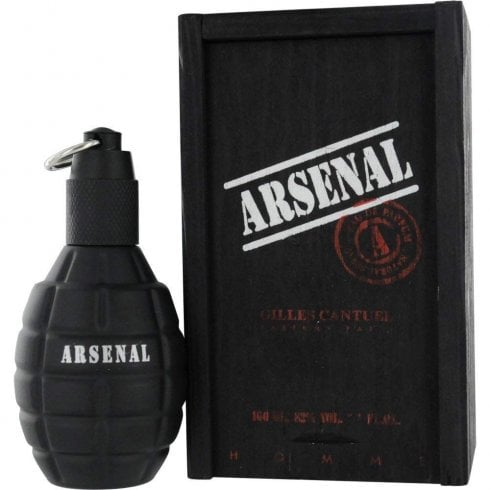 Remy Latour Latour Arsenal Black Man EDP 100ml Vapo