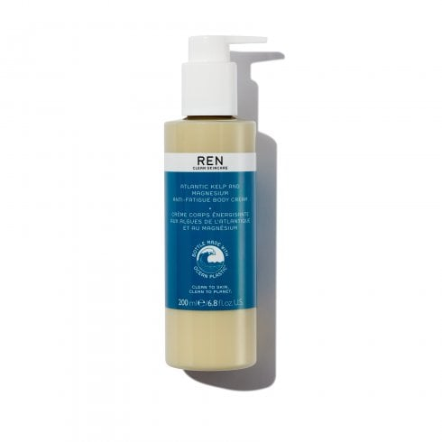 Ren Akam Body Cream 200ml Atlantic Kelp And Magnesium