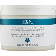 Ren Akam Body Scrub 330ml Atlantic Kelp And Magnesium