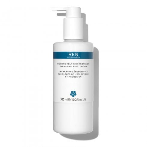 Ren Akam Hand Lotion 300ml Atlantic Kelp And Magnesium