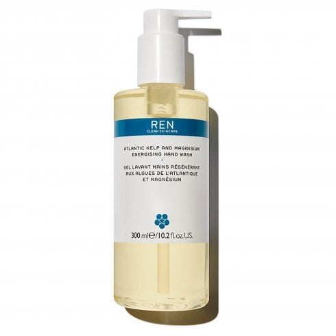 Ren Akam Hand Wash 300ml Atlantic Kelp And Magnesium