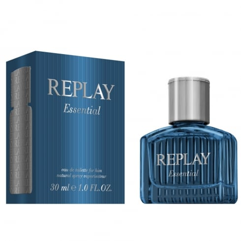 Replay Essential for Him 75ml EDT Spray