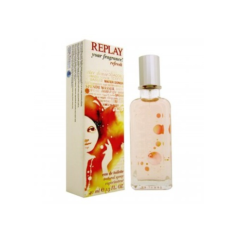 Replay for Her Your Fragrance Refresh 40ml EDT Spray