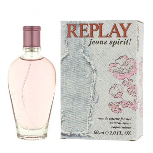 Replay Jeans Spirit 60ml EDT Spray