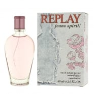Replay Jeans Spirit 60ml EDT Spray