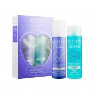 Revlon 250ml Equave Hydro Detangling Shampoo / 200ml Blonde Detangling Cond...