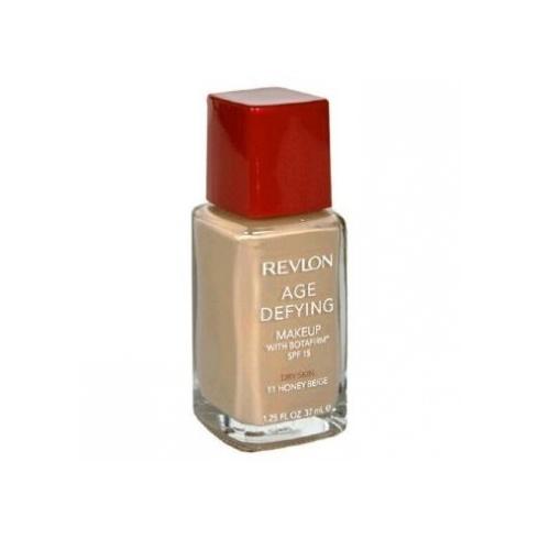 Revlon Age Defying Foundation Dry Skin 37ml - Honey Beige