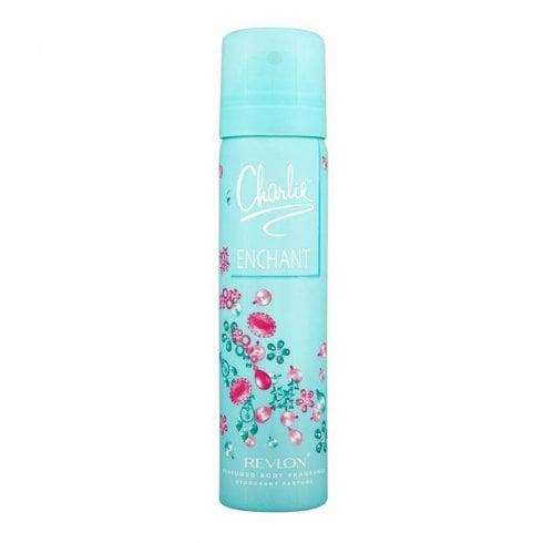 Revlon Charlie Enchant Body Spray 75ml