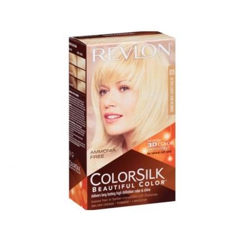 Revlon Colorsilk Ammonia Free 03 Ultra Light Sun Blonde