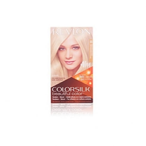 Revlon Colorsilk Ammonia Free 05 Ultra Light Ash Blonde