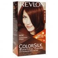 Revlon Colorsilk Ammonia Free 31 Dark Auburn