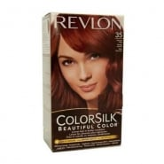 Revlon Colorsilk Ammonia Free 35 Vibrant Red