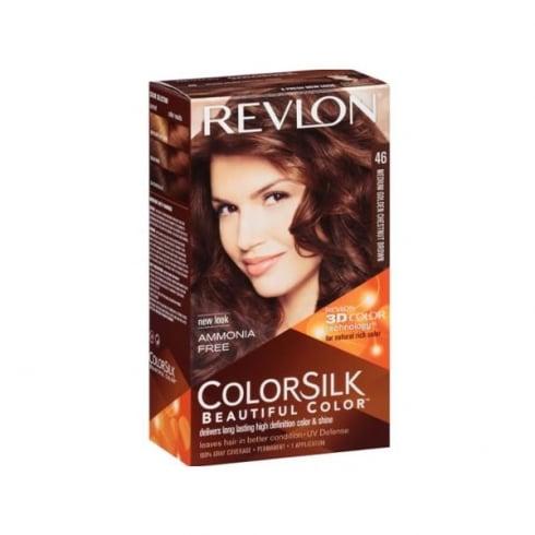 Revlon Colorsilk Ammonia Free 46 Medium Golden CHestnut Brown