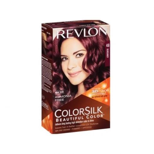 Revlon Colorsilk Ammonia Free 48 Burgundy