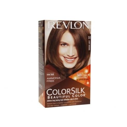 Revlon Colorsilk Ammonia Free 51 Light Brown