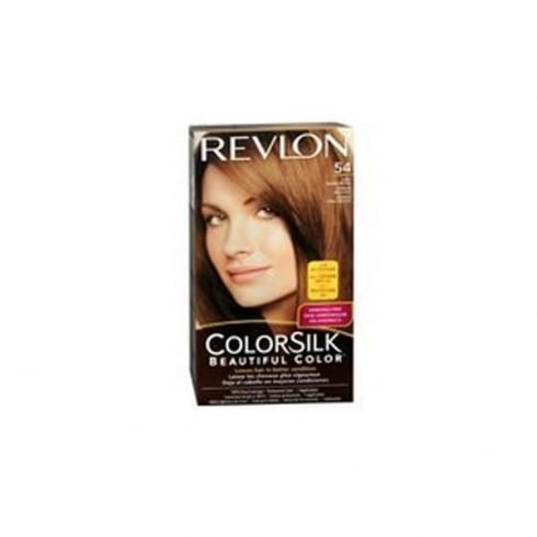 Revlon Colorsilk Ammonia Free 54 Light Golden Brown