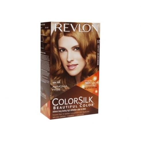 Revlon Colorsilk Ammonia Free 57 Lightest Golden Brown