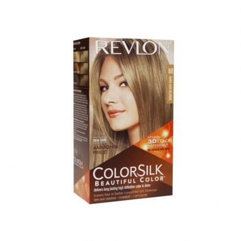 Revlon Colorsilk Ammonia Free 60 Dark Ash Blonde