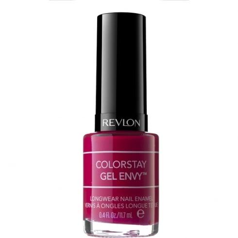 Revlon Colorstay Gel Envy Nail Polish 11.7ml - #520 Black Jack