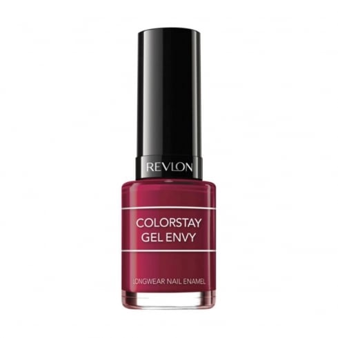 Revlon Colorstay Gel Envy Nail Polish 11.7ml - #600 Queen Of Hearts