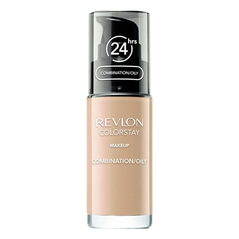 Revlon Colorstay Makeup - Liquid Foundation - Combination/Oily Skin 30ml - 440 Caramel