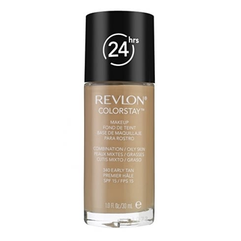Revlon Colorstay Makeup - Liquid Foundation - Combination/Oily Skin 30ml - Early Tan