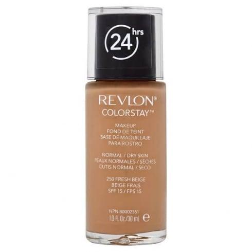 Revlon Colorstay Makeup - Liquid Foundation - Combination/Oily Skin 30ml - Warm Golden