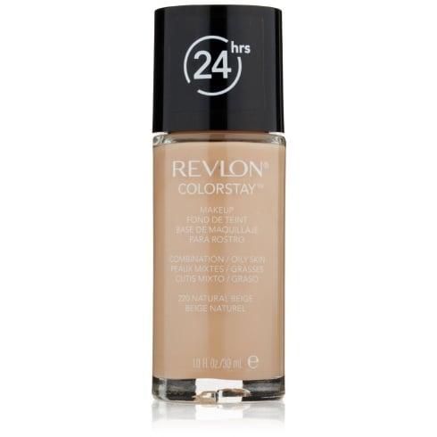 Revlon Colorstay Makeup - Liquid Foundation - Normal/Dry Skin 30ml - Natural Tan