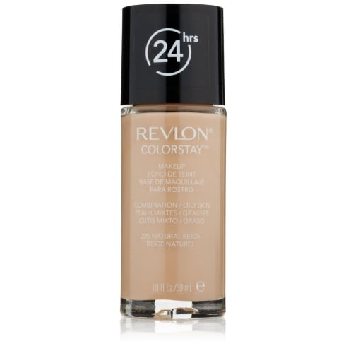 Revlon COLORSTAY MAKEUP - NATURAL  BEIGE LIQUID F/DATION 30ML N/D SKIN