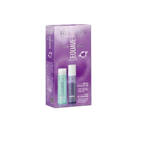 Revlon Equave Instant Beauty Hydro Shampoo 250ml Set 2 Pieces