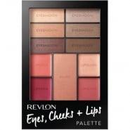 Revlon Eyes, Cheeks + Lips Palette - 100 Romantic Nudes