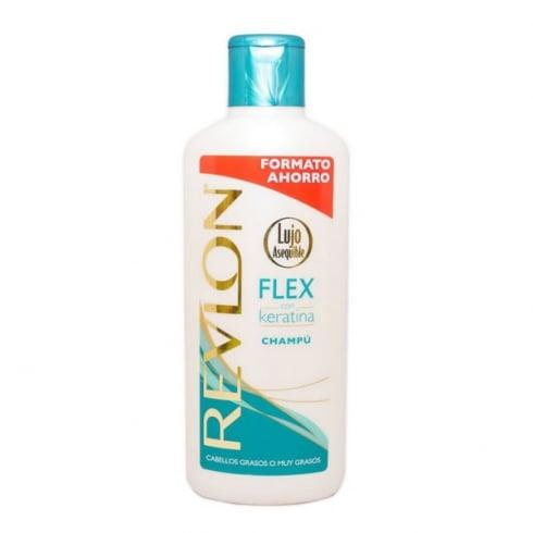 Revlon Flex Oily Hair Shampoo 650ml