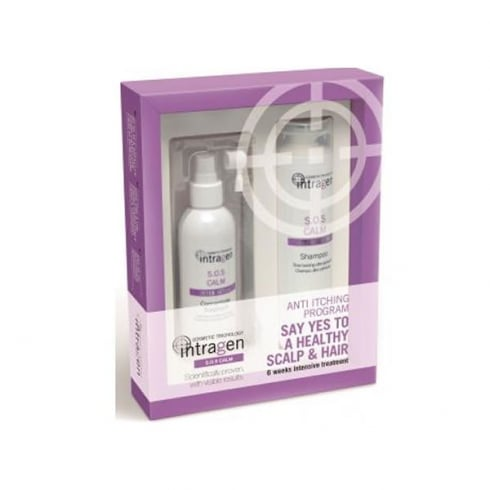 Revlon Intragen Sos Calm Shampoo 250ml Set 2 Pieces