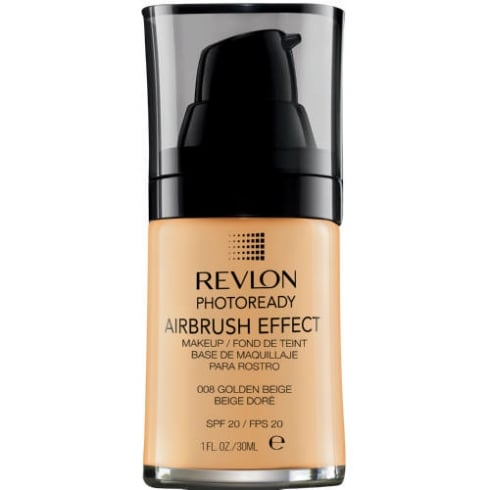 Revlon Photoready Airbrush Effect Makeup 30ml - #008 Golden Beige