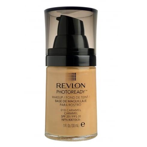 Revlon Photoready Airbrush Effect Makeup 30ml - #010 Caramel