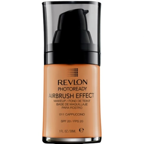Revlon Photoready Airbrush Effect Makeup 30ml - #011 Cappuccino