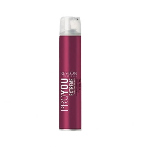 Revlon Pro You Extreme Strong Hold Hair Spray 500ml