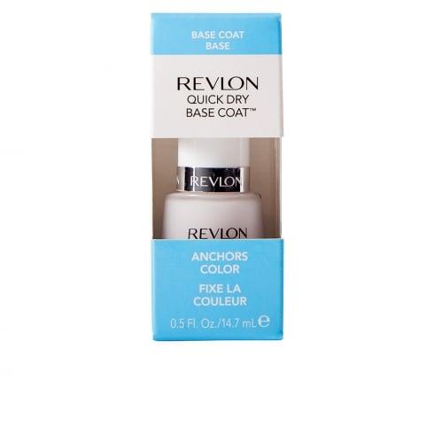 Revlon Quick Dry Base Coat Anchors Color 14.7ml