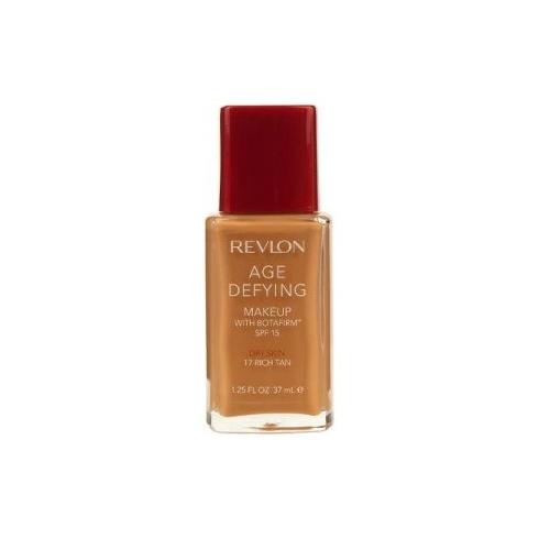 Revlon Age Defying Foundation Dry Skin 37ml - Rich Tan