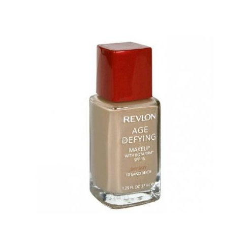 Revlon Age Defying Foundation Dry Skin 37ml - Sand Beige